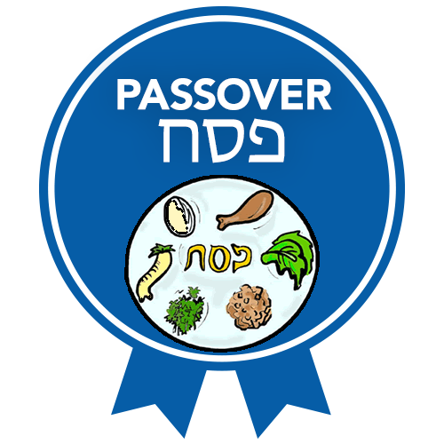Project613 Badges Passover