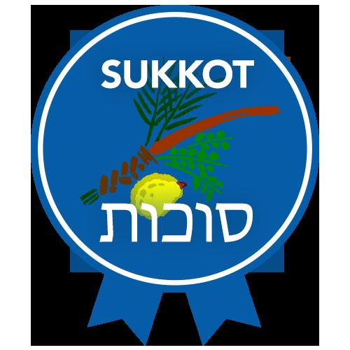Project613 Badges Sukkot