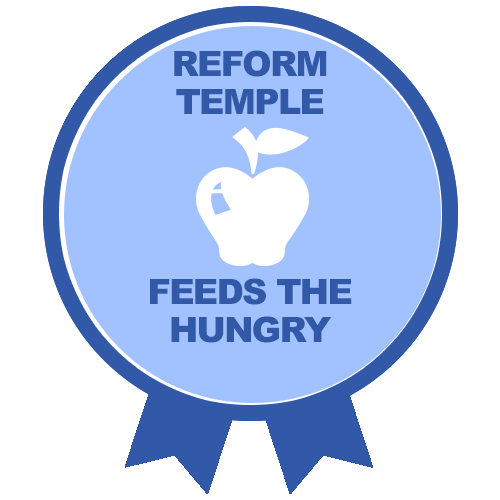 RTFH Badges feedsthehungry with ribbon 1